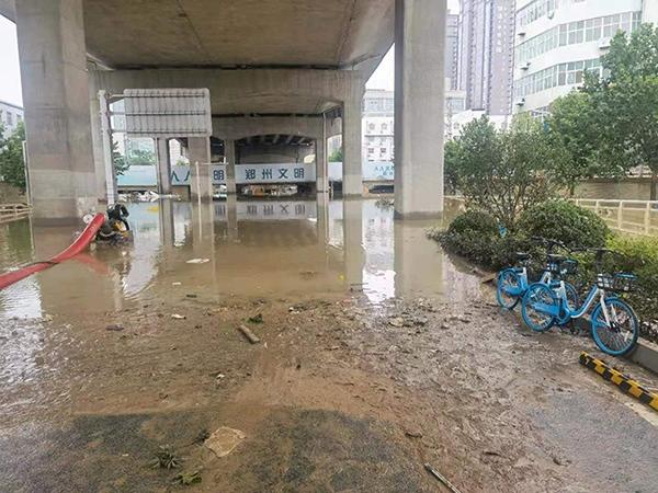 住建系统支持河南做好防汛救灾和城市运行保障工作(组图)